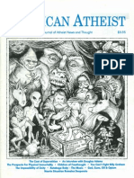 American Atheists Magazine Winter 1998-99