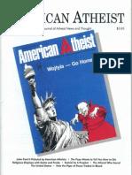 American Atheist Magazine Spring 1999