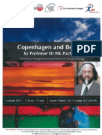 Copenhagen and Beyond by Prof Dr Rk Pachauri