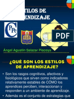 ESTILOS DE APRENDIZAJE DIAPOSITIVAS.ppt