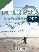 No Máximo, Seis Versos - Poemas Breves, Bíblicos & Outros - J.T. Parreira