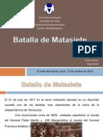 Batalla de Matasiete
