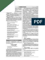 D.S. N° 039-2014-EM