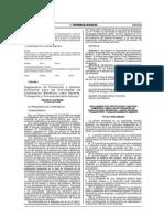 D.S. N° 040-2014-EM