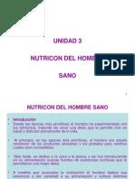 Presentación Unidad N_3 Nutrición Humana