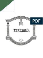 TERCERIAS