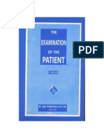 The Examination of Patient