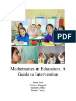 math manual
