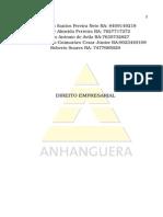 Direito Empresarial e caracteristicas