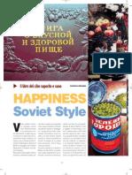 Happiness Soviet Style