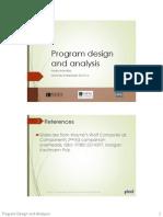 5-ProgramDesign