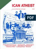 American Atheist Magazine Autumn 1998
