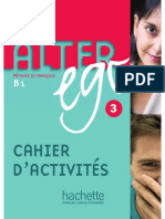 Dossier 1 - Cahier Alter Ego