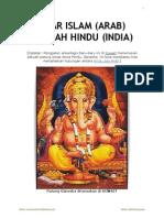 Akar Islam Adalah Sinkretisme Hindu