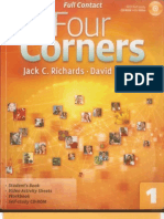 corners student 1 four book