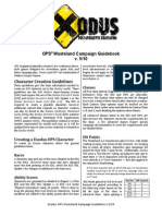 Exodus OPS Campaign Guidebook 5-10