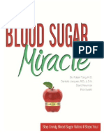 The Blood Sugar Miracle