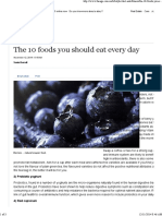 The 10 foods you should eat every day.pdf