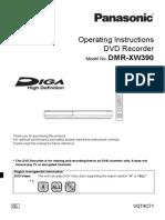 DMR-XW390GN-K Operating Instructions.pdf