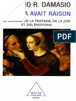Spinoza Avait Raison - Antonio R. Damasio