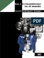 Rodriguez Araujo Octavio - Derechas Y Ultraderechas en El Mundo