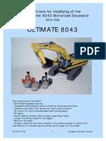 Ultimate Lego 8043