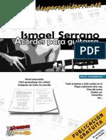 Ismael Serrano - Cancionero Vol1 - Acordes para guitarra