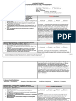 observation self assessment formteacher candidate form 1