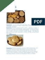 Recetas galletas y chocolate