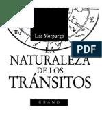 La Naturaleza de Los Transitos