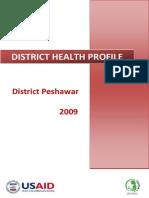 District Health Profile Peshawar