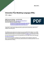 IFML v1.0 Specification