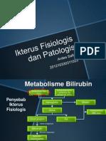 Ikterus Fisiologis Dan Patologis