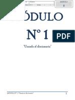 Lengua 2012-Módulo 1 Vf