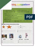 Islcollective Worksheets Beginner Prea1 Elementary a1 Adult Elementary School Speaking Spelling Comparison Desc Comparis 155924fd8f580c17750 09454168