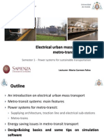 Electrical Urban Mass Transport - Rev FINAL - II PART