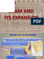 unit 2 islam and its expansion weebly