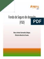 Fondo Seguro Deposito