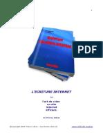 L'Écriture Internet Ou Comment Crée Un Site Efficace