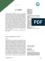 Apendicitis Atípica en Adultos