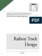Chapter_6 - Railway Track Design