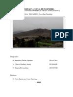 Salida de Campo Cerro San Cristobal -Geologia General