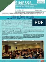 Comunicado Nº 10 CEN SINESSS - Oct. 2014