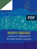 Proyecto Territorio Modelo Educativo Kankuamo