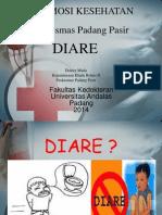 Penyuluhan Diare