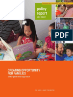 Kids Count Report on Poverty