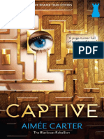 Captive by Aimée Carter - Chapter Sampler
