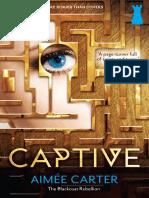 Captive by Aimée Carter - Chapter Sampler