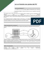 Manual de Bricolaje - Fabricar Ganzua Casera Con Part