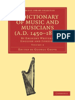 Music Dictionary